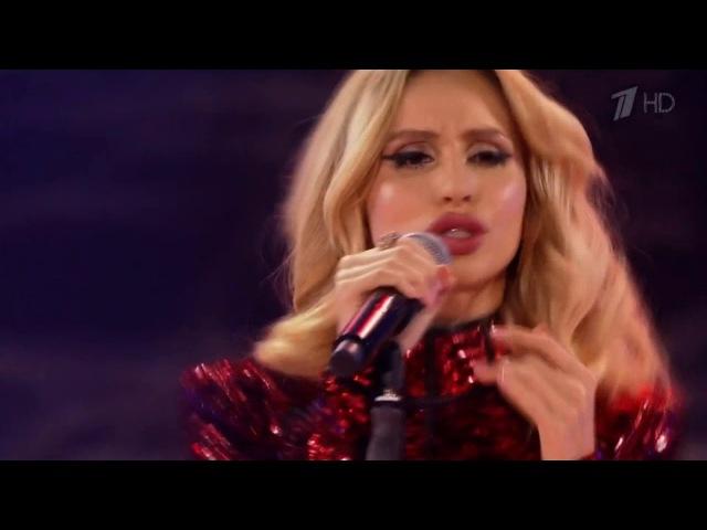 LOBODA — «Твои глаза» Музыкальное шоу «Он и она»