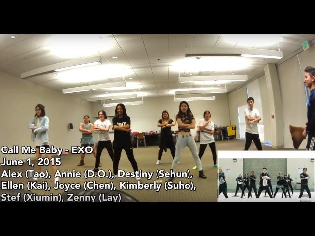 [Koreos] K-Pop Dance Challenge [10k Subs Special!]