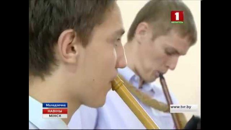 Учитель из Молодечно возвращает на большую сцену старинные белорусские инструм...