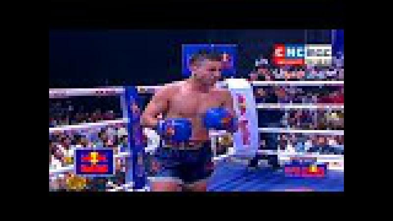 Kun Khmer, Long Sovandoeurn Vs Australia,Joden Lamnamoon Muay Thai, CNC boxing, 12 August 2017
