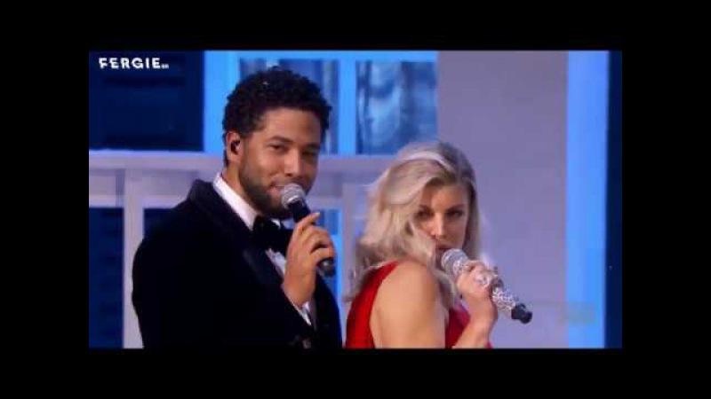 Fergie Jussie Smollett - Baby It's Cold Outside (Taraji's White Hot Holidays)