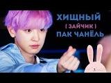 ХИЩНЫЙ (ЗАЙЧИК) ПАК ЧАНЁЛЬ! CHANYEOL EXO K-POP ARI RANG