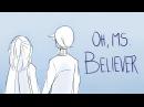 Twenty one pilots Oh Ms Believer Animatic Storyboard
