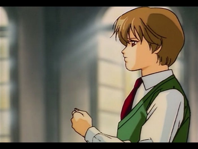 [CactusTeam] Vampire Princess Miyu OVA / Принцесса-вампир Мию - 2 серия (озвучка MVO)