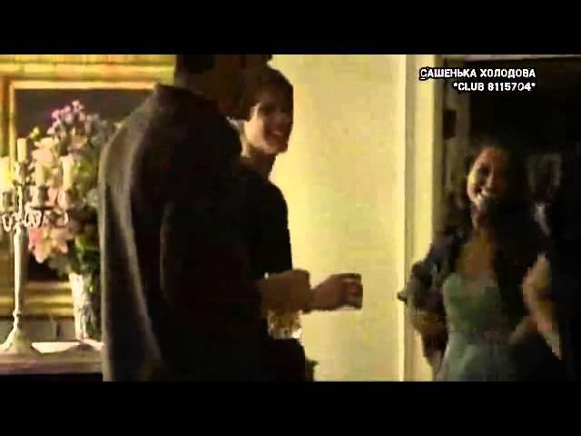 Vampire Diaries Season Дневники вампира неудачные неудавшиеся смешные дубли 2 сезон 2 Bloopers ...