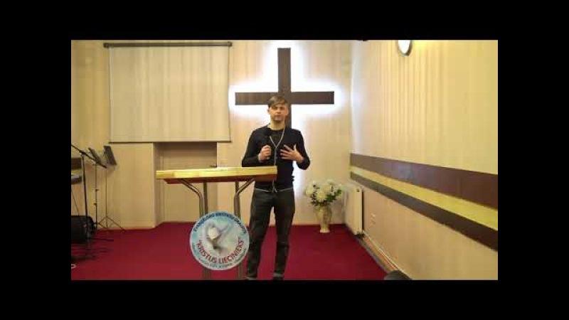 Ticība. Ruslans Bogalubimij (Ukraina)