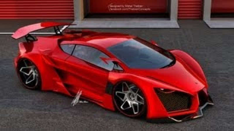 Lamborghini Sinistro Concept Rendered