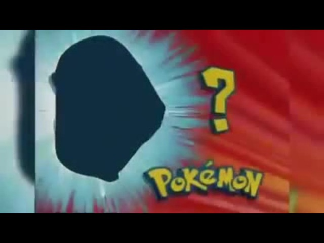 Who's That Pokemon? · coub, коуб