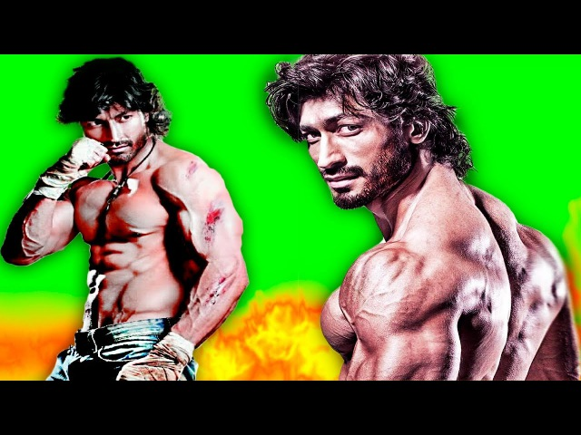 Vidyut Jamwal - Stunts and Gymnastics.The best actor in India? YES or NO