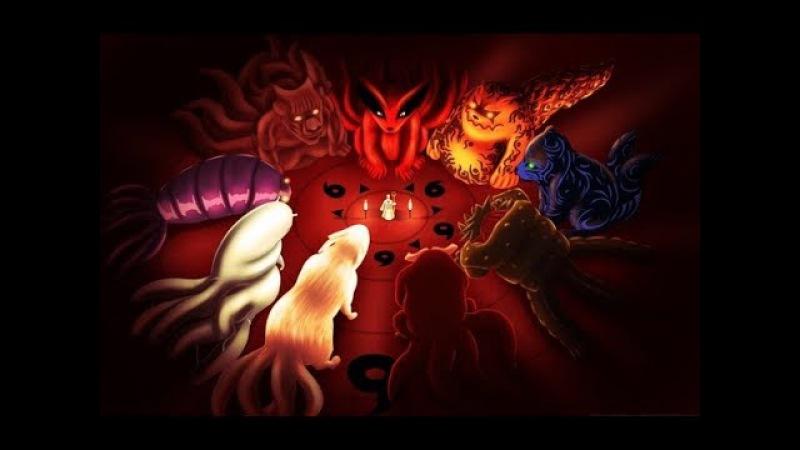 Ninja World 64 Битва хвостатых зверей Теруми Хагорома и Хамура