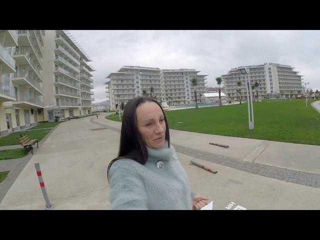 Сочи Парк отель - обзорное видео