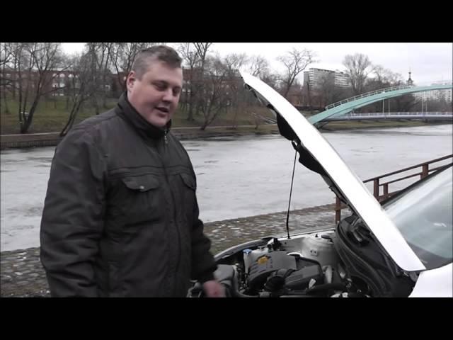 Hyundai i30 1,6 л 2011 год. Обзор/Тест драйв/Ремонт/Запчасти