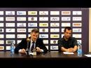 2017-09-24: Champions League - Цмоки-Минск vs. Будивельник - Послематчевая Пресс-Конференция