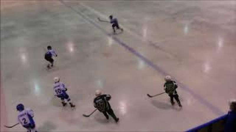 Открытое первенство Московской области по хоккею (юноши 2009 г.р.) Клин Спортивный - Крылья Лобня