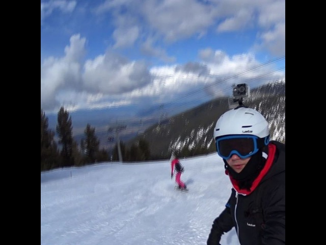 Сноубординг в Болгарии