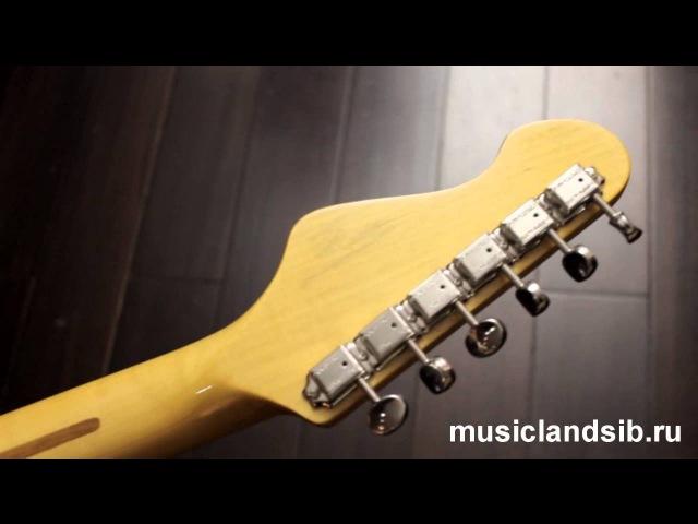 Гитары Vintage - обзор серии V6