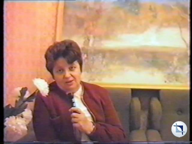 Фильм к 60-летию Л.Н.Бурлак,гимназия 47,Курган,1995 г.