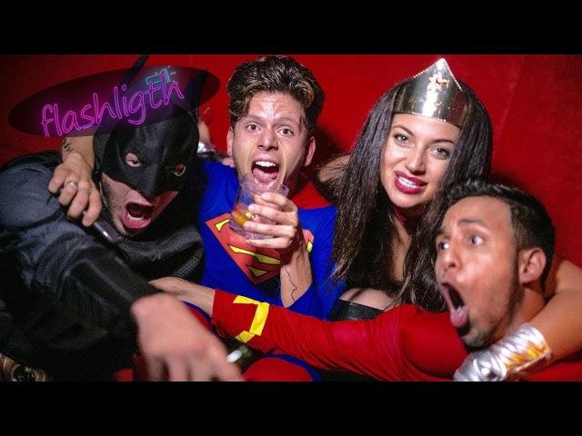 Соседи Супергерои | Руди Манкусо, Анвар Джибави