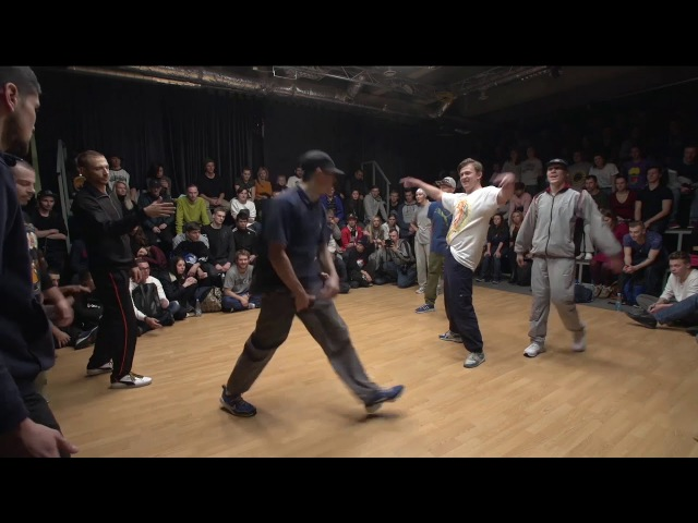 East Side Bboys vs Three Sixteen (3:16) | 1/4 | V1 Battle 2017