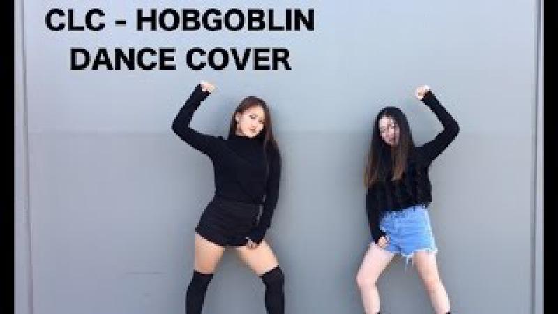 CLC (씨엘씨) - HOBGOBLIN (도깨비) DANCE COVER by 155CM