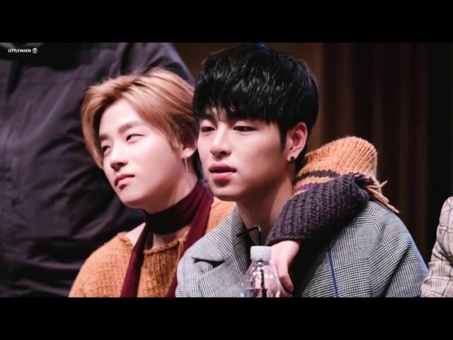 FMV || Junhoe Jinhwan = HoeHwan/Junhwan ❤ Love Scenario