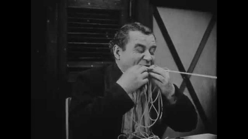 O cozinheiro/The cook (Dir.Roscoe 'Fatty' Arbuckle, 1918, EUA)