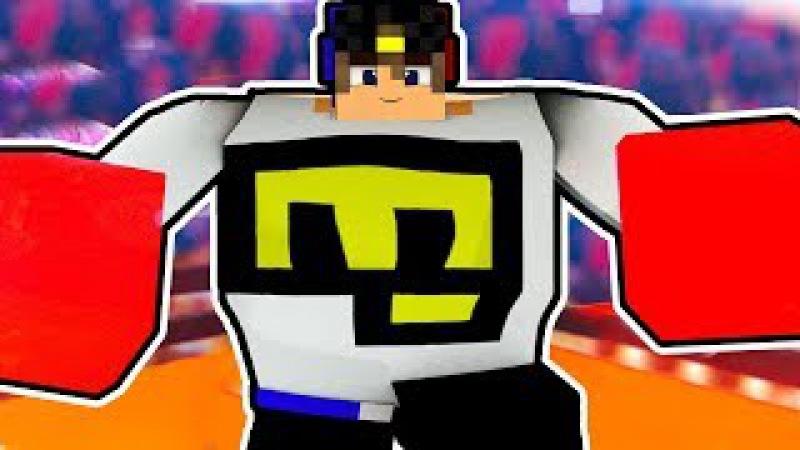 Майнкрафт Выживание ЕвгенБро Чемпион Майнкрафт 2017 Minecraft для детей мультик игра