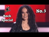 The Voice - Best RockMetal Blind Auditions Worldwide (No.3)