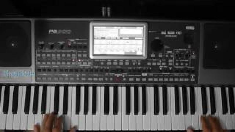 Spatial Vox KorgStyle -- Instrumental (Korg Pa 900) ItaloDisco