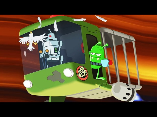 ОХОТА НА ЗОМБИ КОРОТЫШЕК Мульт игра про ловцов зомби Видео для детей Zombie Catchers