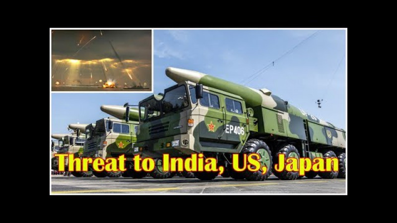 China's advanced hypersonic missile threat to India, US, Japan: Report
