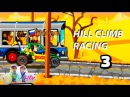 ВИДЕО про МАШИНКИ Hill Climb Racing 2 Часть веселые тачки и гонки на джипах и мотоциклах