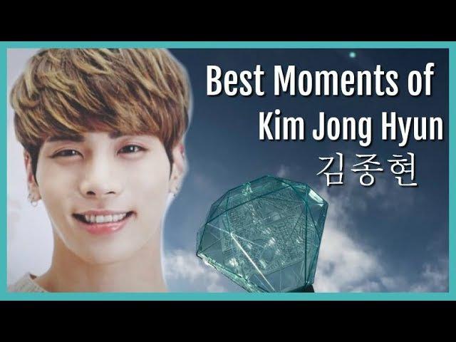 SHINee's Kim Jong Hyun 김종현 : Best l Memorable l Funny Moments [Replay - Lonely] RestInPeace
