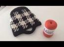 Ribbon ipten Kazayağı modeli çanta yapımı -1