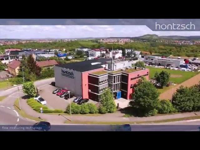 Производство расходомеров Höntzsch в Германии.