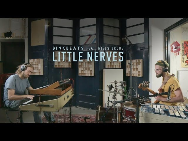BINKBEATS Little Nerves feat Niels Broos