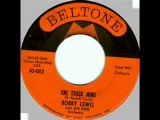 BOBBY LEWIS One Track Mind JUN '61