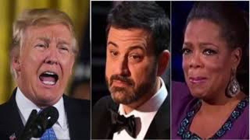 As Kimmel Vows To Att*ck Trump At Oscars, His SICK Oprah Rosie Secret Comes Out