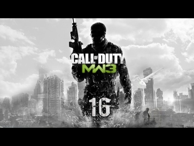 Прохождение Call of Duty: Modern Warfare 3 - 16. Прах к праху (финал)