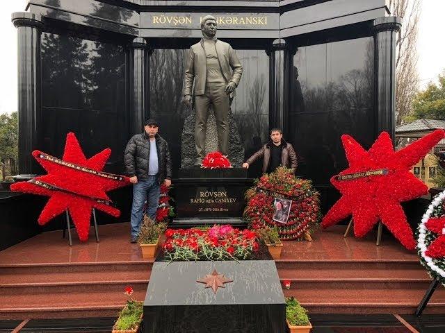 Ровшан Ленкоранский расстрелял убийцу своего отца прямо в зале суда 2018