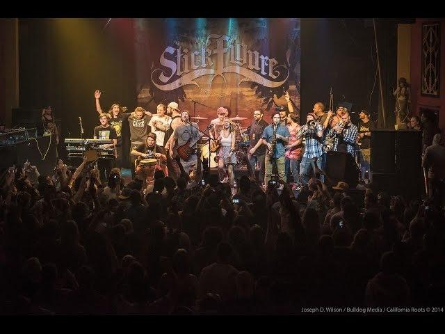 Stick Figure - Livin' It Fall Tour - Petaluma Santa Cruz - Montage (Smokin' Love Ft. Collie Buddz)