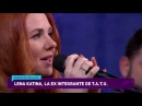 Lena Katina (t.A.T.u.) - Here I Go Again Live @ Chile (TV Show)