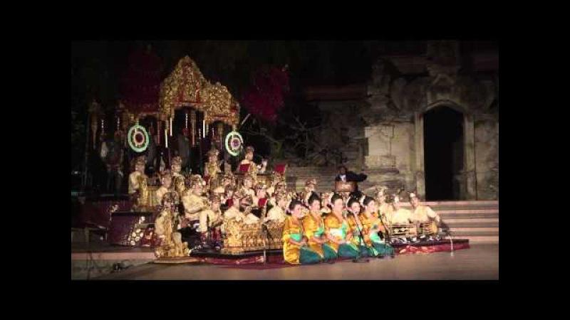 Parade Semara Pegulingan PKB XXXIV 07 July 2012 Duta Kabupaten Badung Sanggar Asti Pradnyaswari