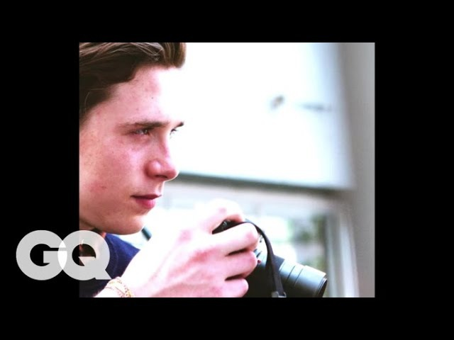 How Brooklyn Beckham Became an Ace Photographer | GQ