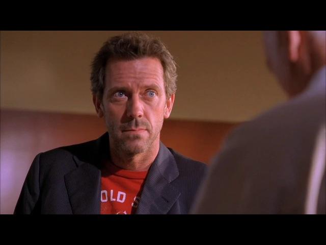 Взятка врачу трансплантологу. Доктор Хаус House, M.D. Сезон 2 Серия 8.