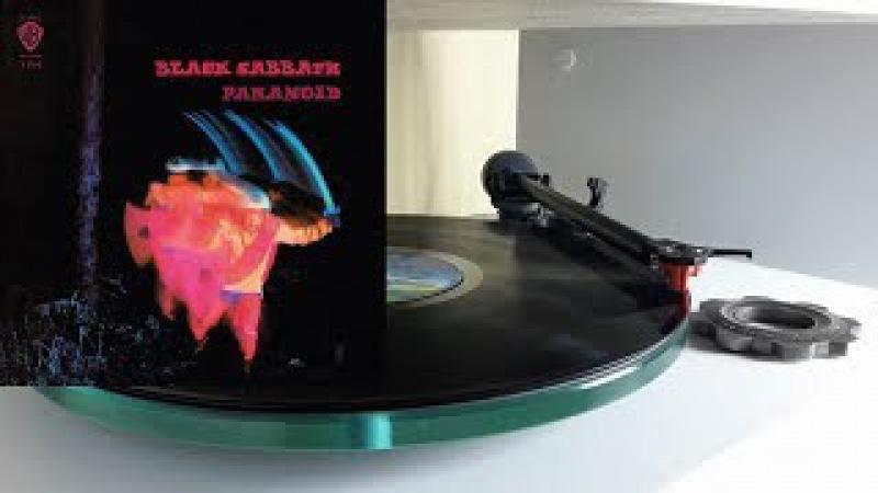 BLACK SABBATH Paranoid vinyl rip 1080p