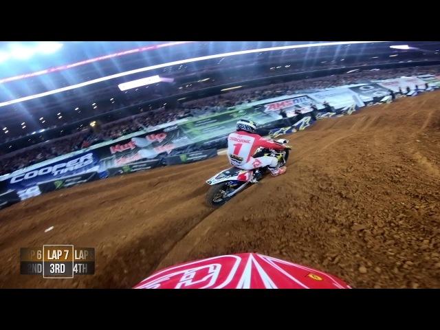 GoPro: Sean Cantrell Main Event 2018 Monster Energy Supercross from Arlington