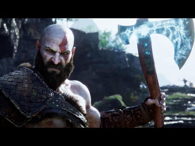 God of War 4 — Русский кинематографичный трейлер игры (Субтитры, 2018)