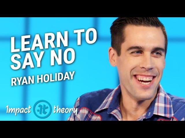 The Keys to a Good Life | Ryan Holiday on Impact Theory