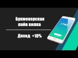 Букмекерская лайв вилка Сканер Тики